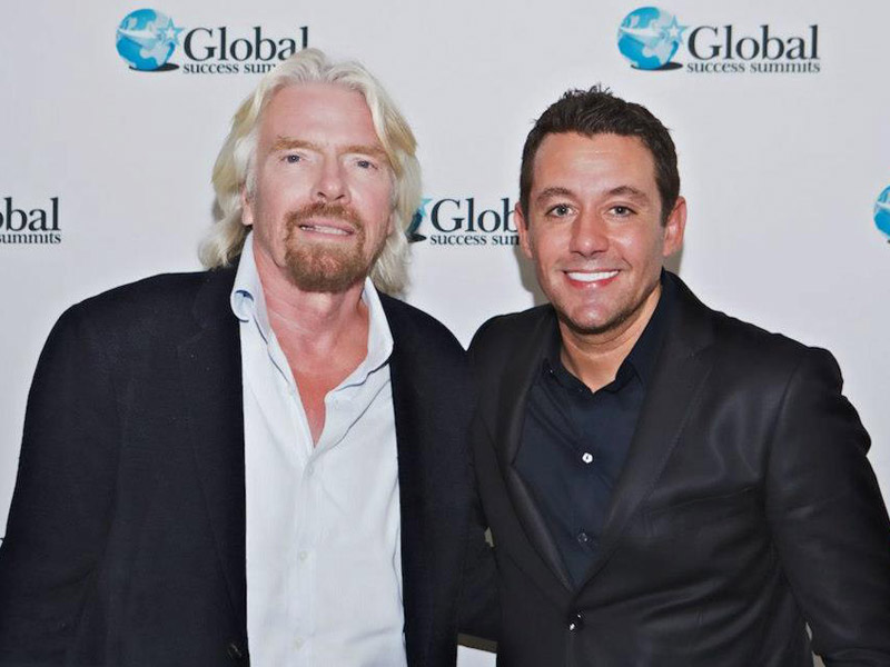 greg secker and richard branson